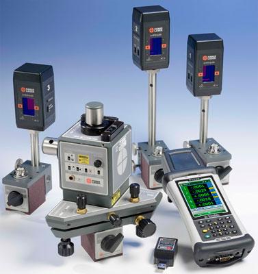 L-743精密三扫描激光几何准直测量系统